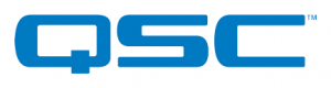 image of qsc audio equipment logo